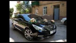 Украшения автомобиля на свадьбу Свадебное оформление машин