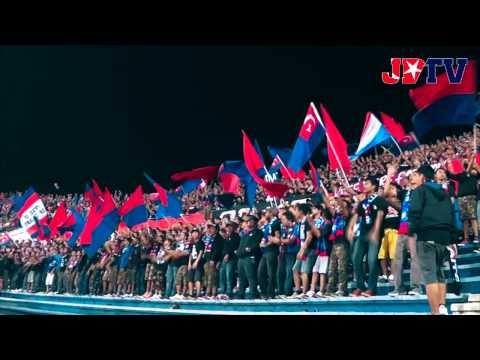 SEHATI SEJIWA - Boys Of Straits (JDT vs LionsXII) 28 Jan 2014