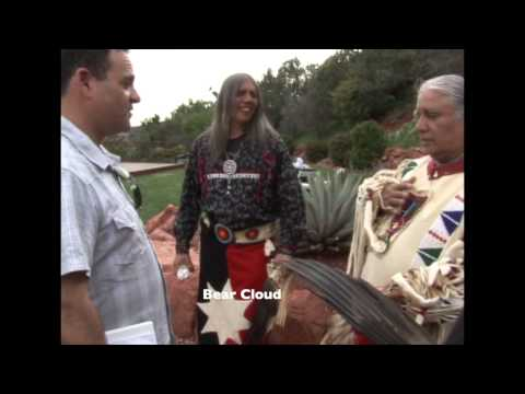 Ancient Aliens- Behind the Scenes Chief Educates Producer of Ancient Aliens Season 3