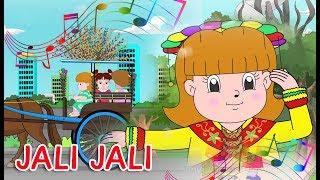 JALI JALI   Diva Bernyanyi   Lagu Daerah Beetawi - Jakarta   Lagu Anak Channel
