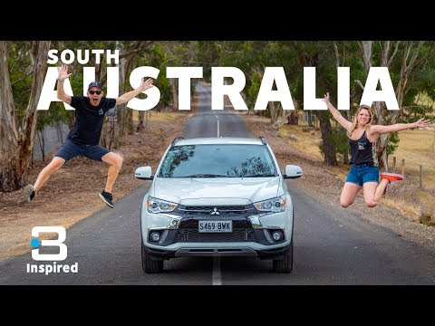 We're In AUSTRALIA - Renting A Car & Exploring South Australia | Barbster360 Travel Vlog