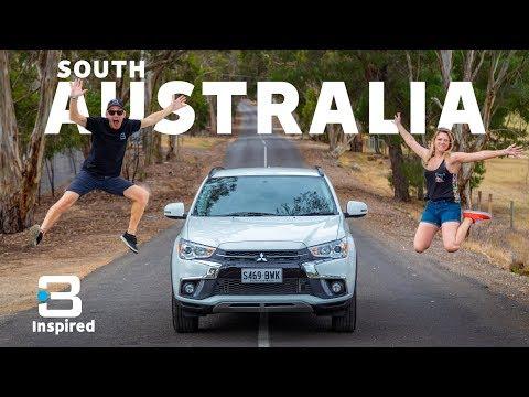 We're In AUSTRALIA - Renting A Car & Exploring South Australia | Barbster360 Travel Vlog