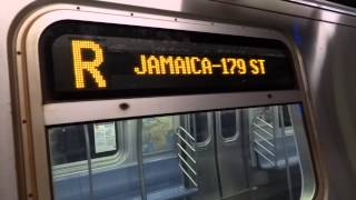 ind hillside avenue local jamaica 179th st manhattan bound r 160a 2 r local trains 169th st