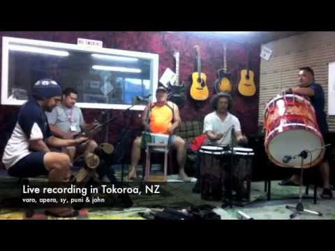Cook Islands Drumming Tokoroa 2