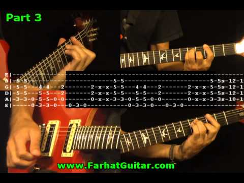 simple man lynyrd skynyrd guitar cover tabs part 3 5 youtube. Black Bedroom Furniture Sets. Home Design Ideas