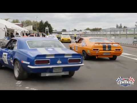 Some words from the drivers of Central Muscle Cars - Manfeild 2018