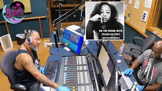 WAVES OF THE BAY FM: INTERVIEW WITH TELICIA DA POET (EPISODE 38)