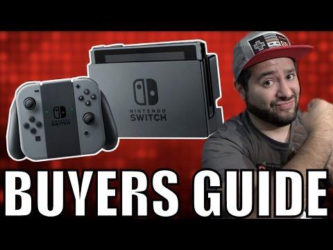 Nintendo Switch Accessories Buyer's Guide | 8-Bit Eric