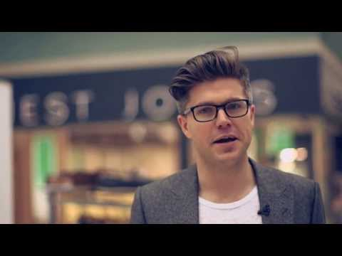 Fashion Booth - Fathers Day Style Makeover - Matalan