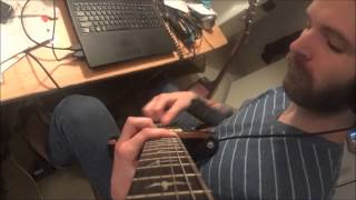 Silverstein - A Midwestern State of Emergency [Guitar Cover] [HD] [Tabs]