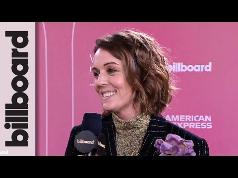 Brandi Carlile On Female Artists Abandoning Competitiveness & Standing Together | Women In Music