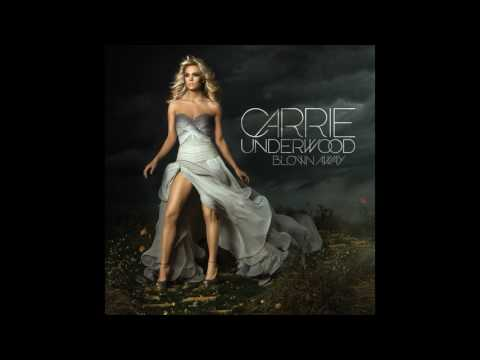Carrie Underwood - Blown Away instrumental