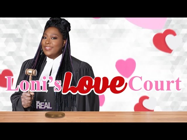 Loni\'s Love Court with Jeannie and Freddy