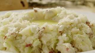 St. Patrick's Day Recipes - How To Make Colcannon