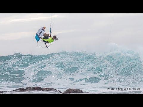 GKA Kite-Surf World Tour 2018: Cape Verde - Day Two
