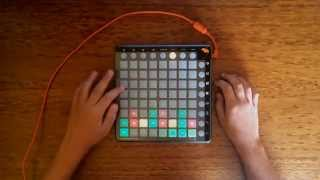Coldplay - Paradise (Dubstep Remix) Launchpad Cover