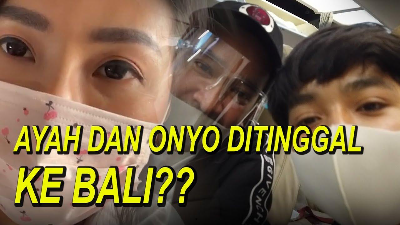 The Onsu Family - Ayah dan Onyo ditinggal ke Bali??