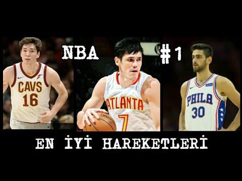 Cedi Osman, Ersan Ilyasova ve Furkan Korkmaz'ın Bu Sezon NBA'de Yaptığı En İyi Hareketler