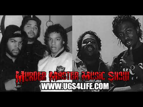 Gangsta Pat chops it up with Eightball and MJG during Murder Master Music Show Interview