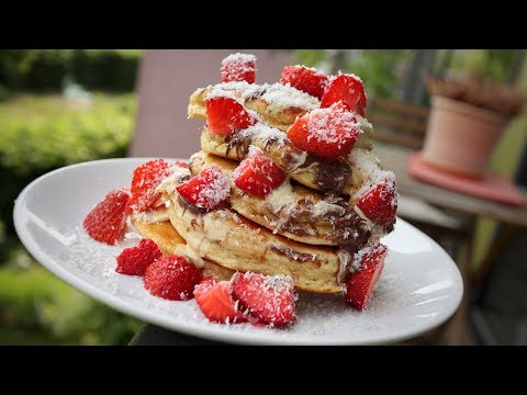 Premium Protein Pancakes - Gourmet Goeerki