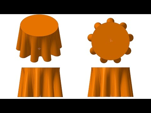 Generative Shape Design #3 - Learn how to use blend to create surfaces