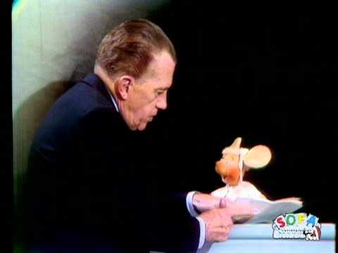 Topo Gigio on The Ed Sullivan Show