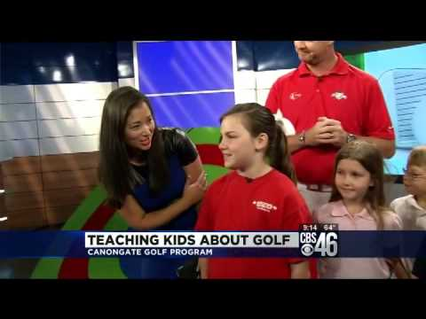 InPlay Golf Academy On CBS Atlanta
