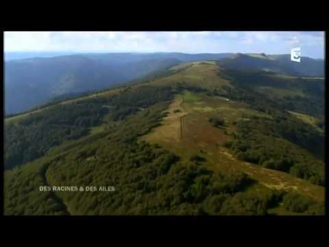 Les Vosges et la route des crêtes