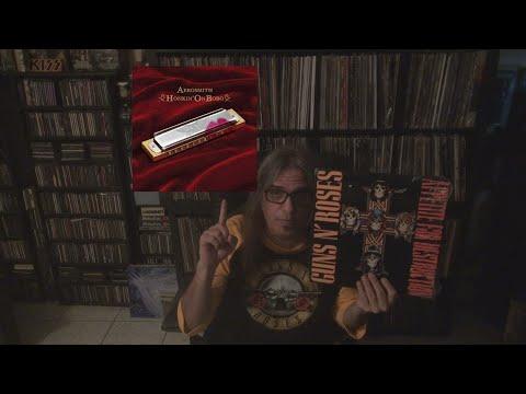 Track By Track: GNR – Appetite For Destruction Vs Aerosmith –  Honking For Bobo (For Marc Anthony)