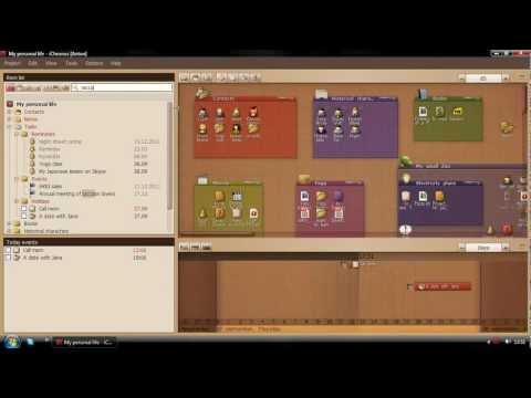 iChronos Organizer Software