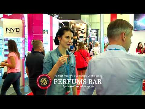 PERFUMS BAR InterCHARM Україна 2018