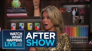 After Show: Kelly Ripa & Mark Consuelos' Clubhouse Appearance | WWHL Vault