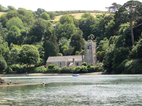 Cornwall Coastal Walk   St Mawes to St Just in Roseland round