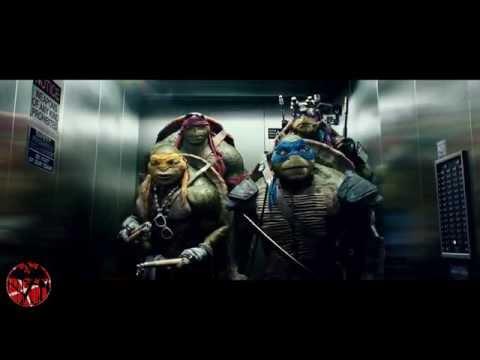 MC Mikey - Teenage Mutant Ninja Turtles Funny Scene
