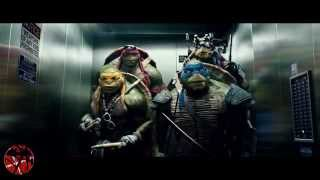 MC Mikey - Teenage Mutant Ninja Turtles Funny Scene