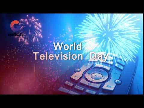 21 November World Television Day