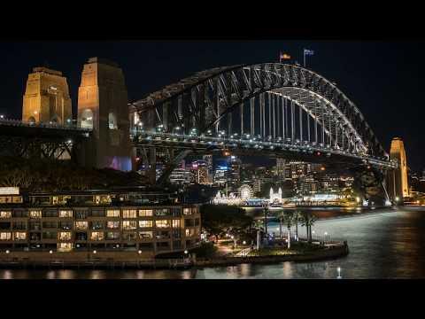 Sydney Harbour Bridge Night - Legend Cruises