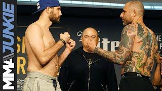 MMAjunkie Radio Fight Breakdown: Couture vs. Gozali 2 at Bellator 209