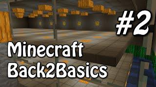 Back2Basics #2 - Let's build a slime farm (Minecraft 1.8.1)
