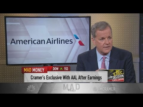 American Airlines CEO Says 'damages' From 737 Max Should Be 'borne By The Boeing Shareholders'