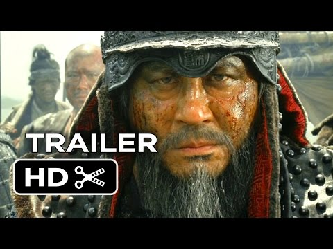 The Admiral: Roaring Currents  US Release Trailer (2014) - Choi Min-sik War Drama HD