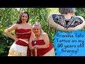 Oceania Cosplay - Moana e Nonna Tala Tattoo
