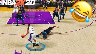 NBA 2K20 Mobile My Career Ep 26 - All Ankle Breaker Badges Unlocked!!