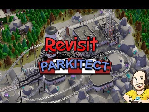 Full Release | Parkitect | Campaign Mode | First Look/Revisit