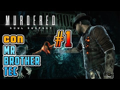 Murdered: Soul Suspect Gameplay En Español