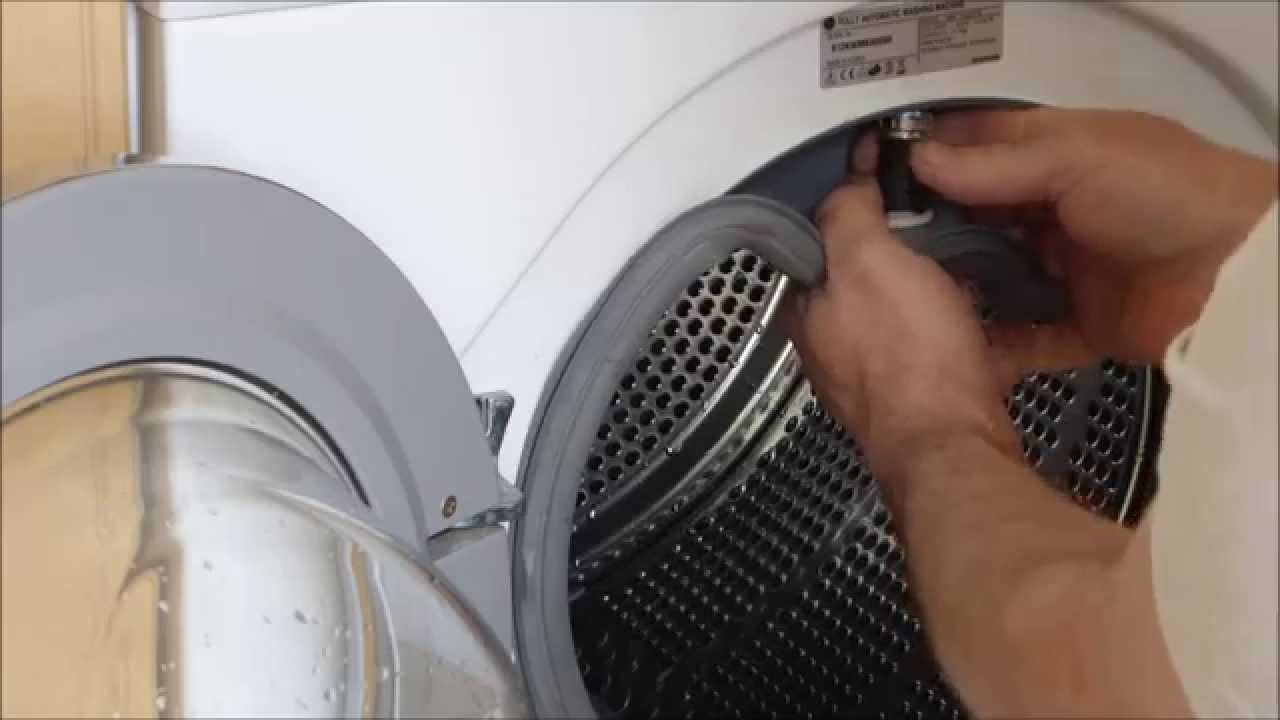 Easy Fix For Blocked Washing Machine Doovi