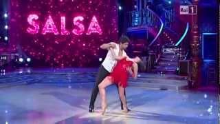 Ballando con Te - Salsa di Bruno Cabrerizo e Ekaterina Vaganova