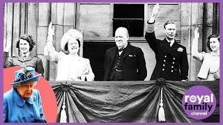 VE Day 2020: The Queen Celebrates As Only Surviving Monarch Who Served in WW2