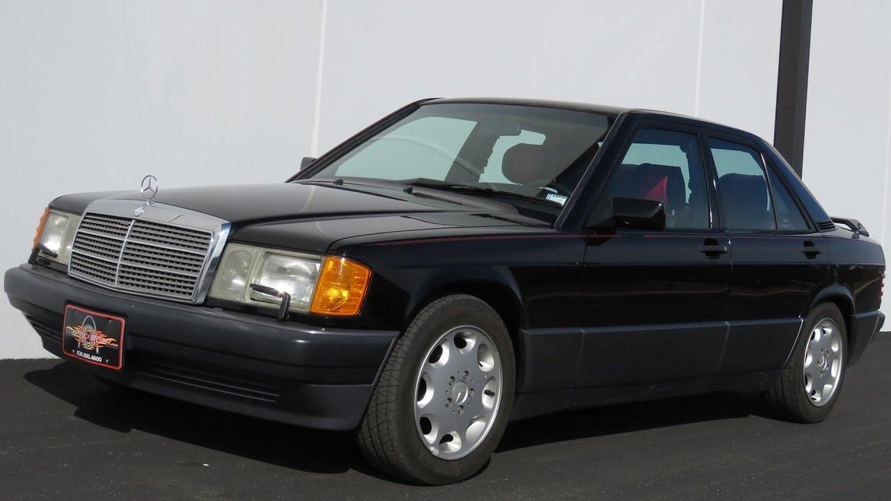 1993 MercedesBenz 190E 26 Sport Line Limited Edition