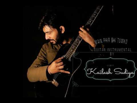 Phir Bhi Tumko Chaahunga || Guitar Instrumental  || Kailash Sudiya || Kavya's-the band